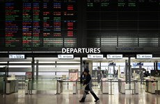 Trạng thái ''bình thường mới'' của phóng viên TTXVN tại Nhật Bản