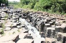[Photo] Phát hiện suối đá cổ trên 100 triệu năm tuổi tại Gia Lai