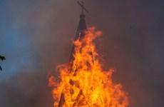 Canada điều tra các vụ hỏa hoạn khả nghi tại cộng đồng bản địa