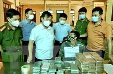 Điện Biên: Liên tiếp phá 2 chuyên án ma túy lớn, thu 83 bánh heroin