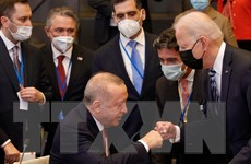 Thổ Nhĩ Kỳ tin vào kỷ nguyên mới trong quan hệ song phương với Mỹ