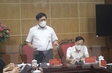 Thứ trưởng Bộ Y tế đề nghị Thanh Hóa nâng cao năng lực xét nghiệm