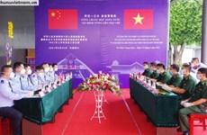 Việt Nam và Trung Quốc phối hợp tăng cường kiểm soát biên giới