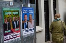 Tỷ lệ cử tri Pháp tham gia bầu cử địa phương thấp kỷ lục