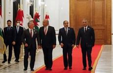 Ai Cập, Iraq, Jordan thiết lập giai đoạn hội nhập chiến lược mới
