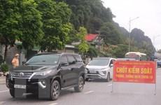 Dịch COVID-19: Quảng Ninh, Đắk Lắk tiếp tục phát hiện ca mắc mới
