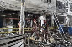 Bangladesh: Nổ lớn tại thủ đô Dhaka khiến gần 60 người thương vong