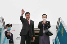 Mối quan hệ hữu nghị Việt Nam và Lào - Tài sản chung vô giá