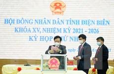 Ông Lò Văn Phương được bầu làm Chủ tịch HĐND tỉnh Điện Biên
