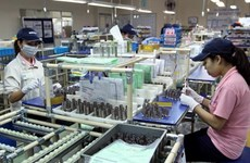 Thành phố Hồ Chí Minh: Sản xuất công nghiệp có dấu hiệu phục hồi
