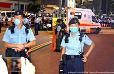 Hong Kong: ''Sói đơn độc'' tấn công khủng bố nhằm vào cảnh sát