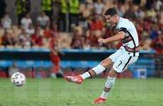 Cristiano Ronaldo vẫn có khả năng cao giành giải Vua phá lưới
