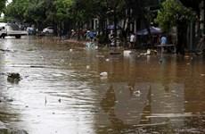 Đêm 5/7, các khu vực đều có mưa, dông, đề phòng thời tiết nguy hiểm