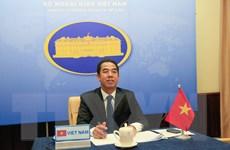 Bổ nhiệm chủ nhiệm UB Công tác về các tổ chức phi chính phủ nước ngoài