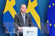 Quốc hội Thụy Điển nhất trí tái bầu ông Stefan Lofven làm Thủ tướng