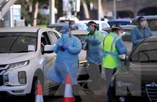 Dịch COVID-19: Australia ghi nhận số ca nhiễm mới cao nhất từ đầu năm