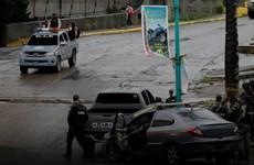 Cảnh sát Venezuela đụng độ băng nhóm tội phạm, 64 người thương vong
