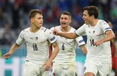 EURO 2020: Những trận đấu để tiến vào chung kết của tuyển Italy