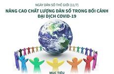 Nâng cao chất lượng dân số trong bối cảnh đại dịch COVID-19