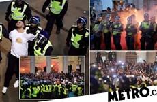 Cảnh sát London bắt giữ 45 đối tượng gây rối sau thất bại trước Italy
