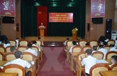 Bộ Tư lệnh Vùng Cảnh sát biển 1 triển khai đồng bộ các mặt công tác
