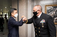 Quan chức Mỹ tái cam kết cung cấp khả năng răn đe mở rộng cho Hàn Quốc