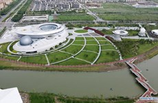 Trung Quốc khánh thành cung thiên văn lớn nhất thế giới tại Thượng Hải