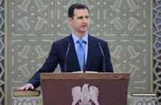 Tổng thống Syria Bashar al-Assad tuyên thệ nhậm chức nhiệm kỳ thứ 4