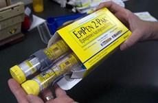 Pfizer đồng ý trả 345 triệu USD để dàn xếp vụ kiện về giá EpiPen