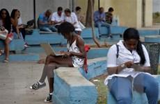 Tuần hành ủng hộ chính phủ tại nhiều thành phố của Cuba
