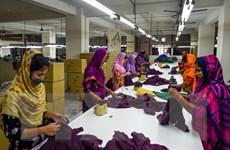 Nước biển dâng cao ''đe dọa'' ngành sản xuất may mặc ở châu Á