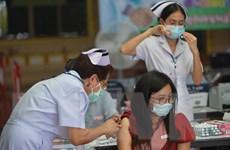 Thái Lan: Số ca mắc và tử vong do COVID-19 tăng cao kỷ lục
