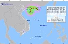 Cơn bão số 3 có hướng di chuyển phức tạp trên Biển Đông