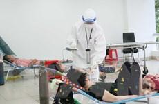 Huy động toàn bộ bệnh viện để thu dung và điều trị bệnh nhân COVID-19