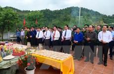 Bộ Quốc phòng tri ân 50 tỷ đồng tu bổ Nghĩa trang Liệt sỹ Vị Xuyên