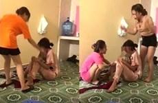 Thái Bình: Thiếu nữ 15 tuổi bị bắt nhốt, đánh hội đồng và quay clip