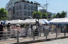 Hàn Quốc nâng mức giãn cách xã hội ở ngoài khu vực Seoul