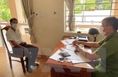 Bình Phước: Mạo danh công an để lừa làm giấy xét nghiệm SARS-CoV-2