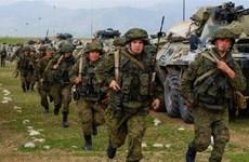 Uzbekistan và Nga diễn tập quân sự chung ''Phương Nam-2021''