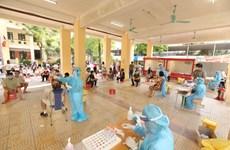 Việt Nam ghi nhận thêm 3.201 ca mắc COVID-19 trong 12 giờ qua