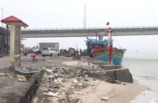 Quảng Trị nạo vét khẩn cấp khu neo đậu tàu thuyền Cửa Việt