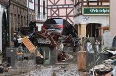 Lũ lụt kinh hoàng tại Đức: Giới chức trách có thể đối mặt tội ngộ sát