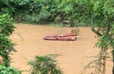 Lào Cai: Tìm thấy thi thể nạn nhân bị mất tích trên sông Chảy