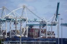 Thâm hụt thương mại Mỹ tăng kỷ lục trong tháng Sáu