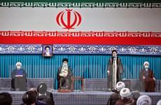 Ông Ebrahim Raisi tuyên thệ nhậm chức Tổng thống Iran trước quốc hội