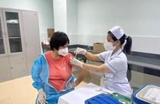 Đẩy nhanh tiến độ tiêm vaccine, đảm bảo an toàn phòng chống dịch