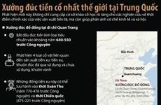 [Infographics] Trung Quốc phát hiện xưởng đúc tiền 2.500 năm tuổi