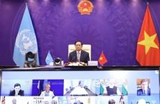 Sáng kiến tăng cường an ninh biển của Việt Nam được đánh giá cao