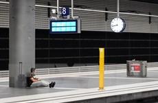 Đức: Lái tàu đình công diện rộng khiến dịch vụ đường sắt ngưng trệ