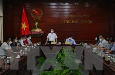Dịch COVID-19: Hậu Giang, Bình Phước kiểm soát chặt 'vùng xanh'
